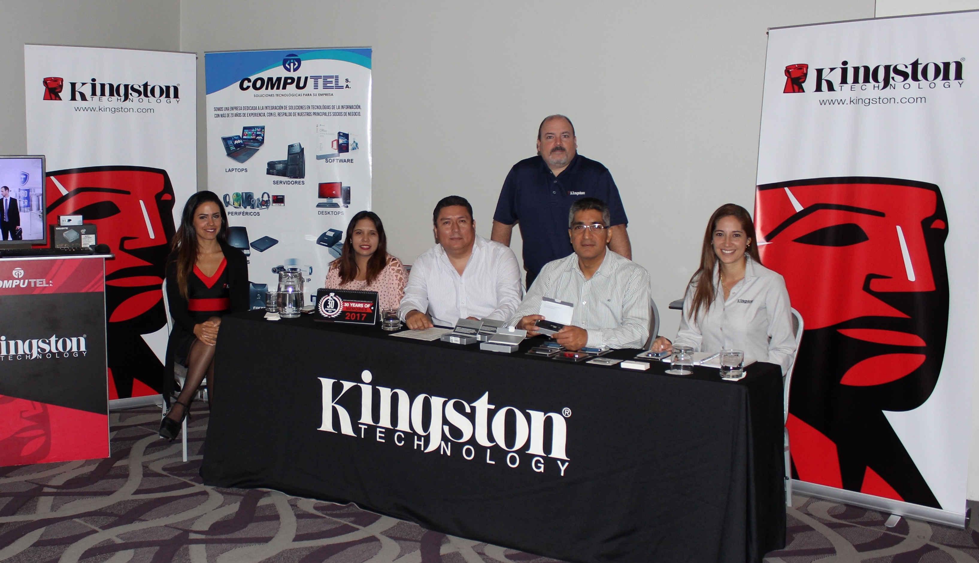 Kingston Technology Inc Kingston destac&...