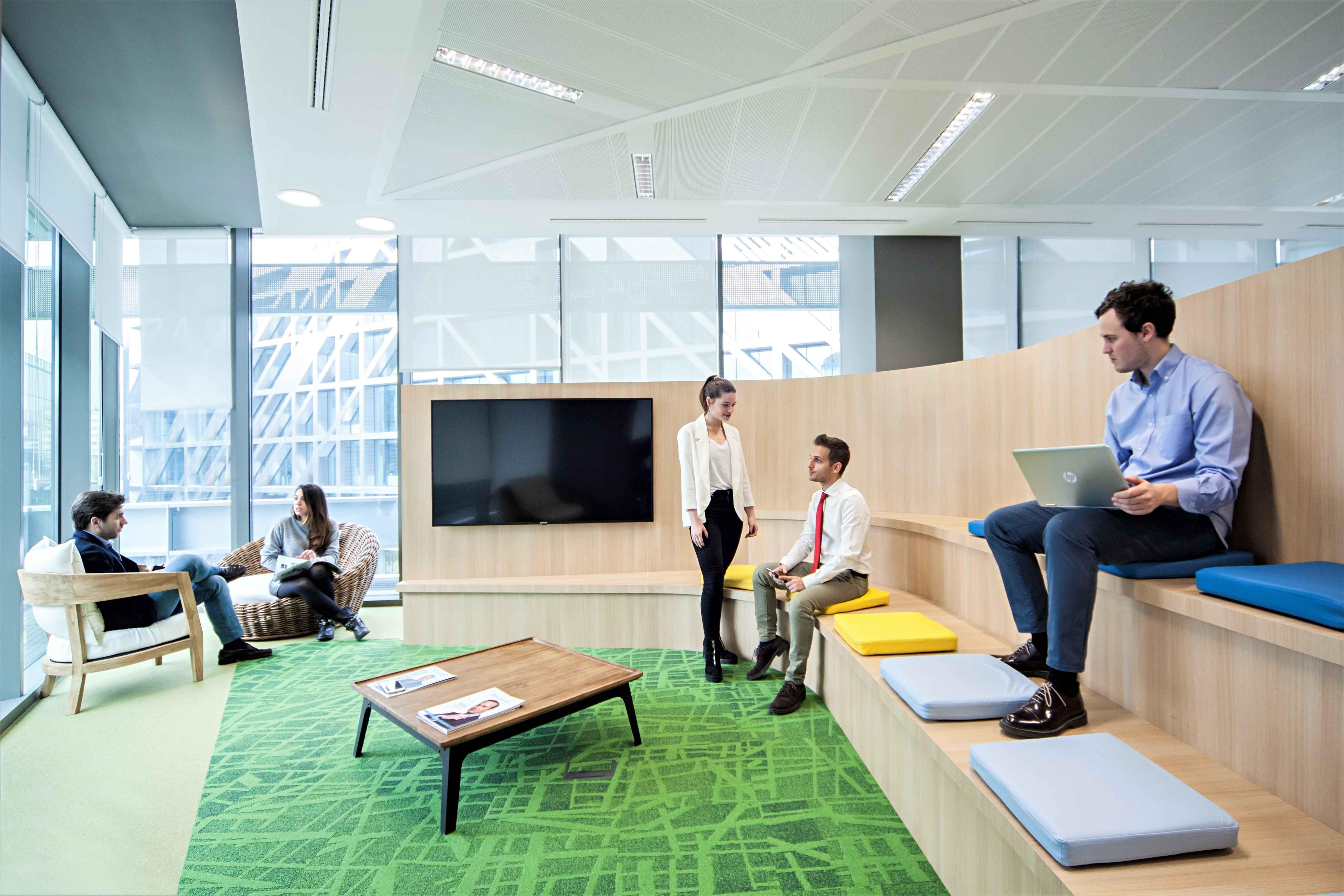 Espacios digitales el nuevo concepto de dise o y for Concepto de oficina