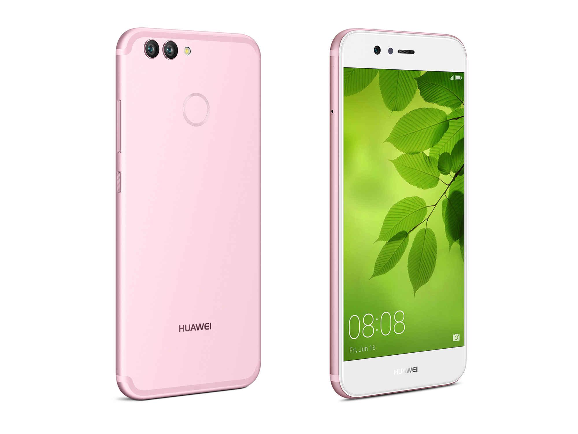 Huawei: Llega a Perú el Huawei P10 Selfie en color rosa   :B10Geek